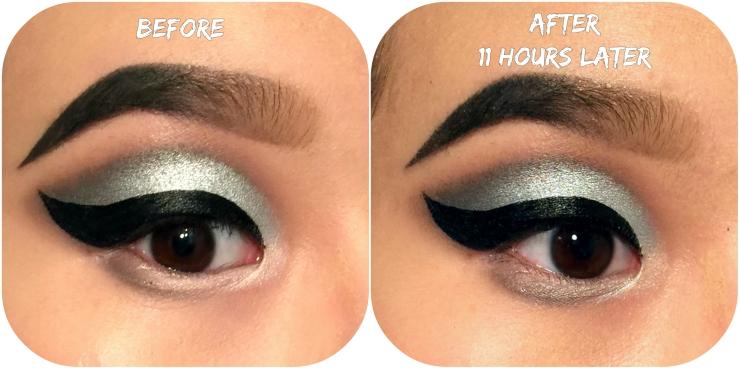 L'oreal Aluminum Foil Eyeshadow