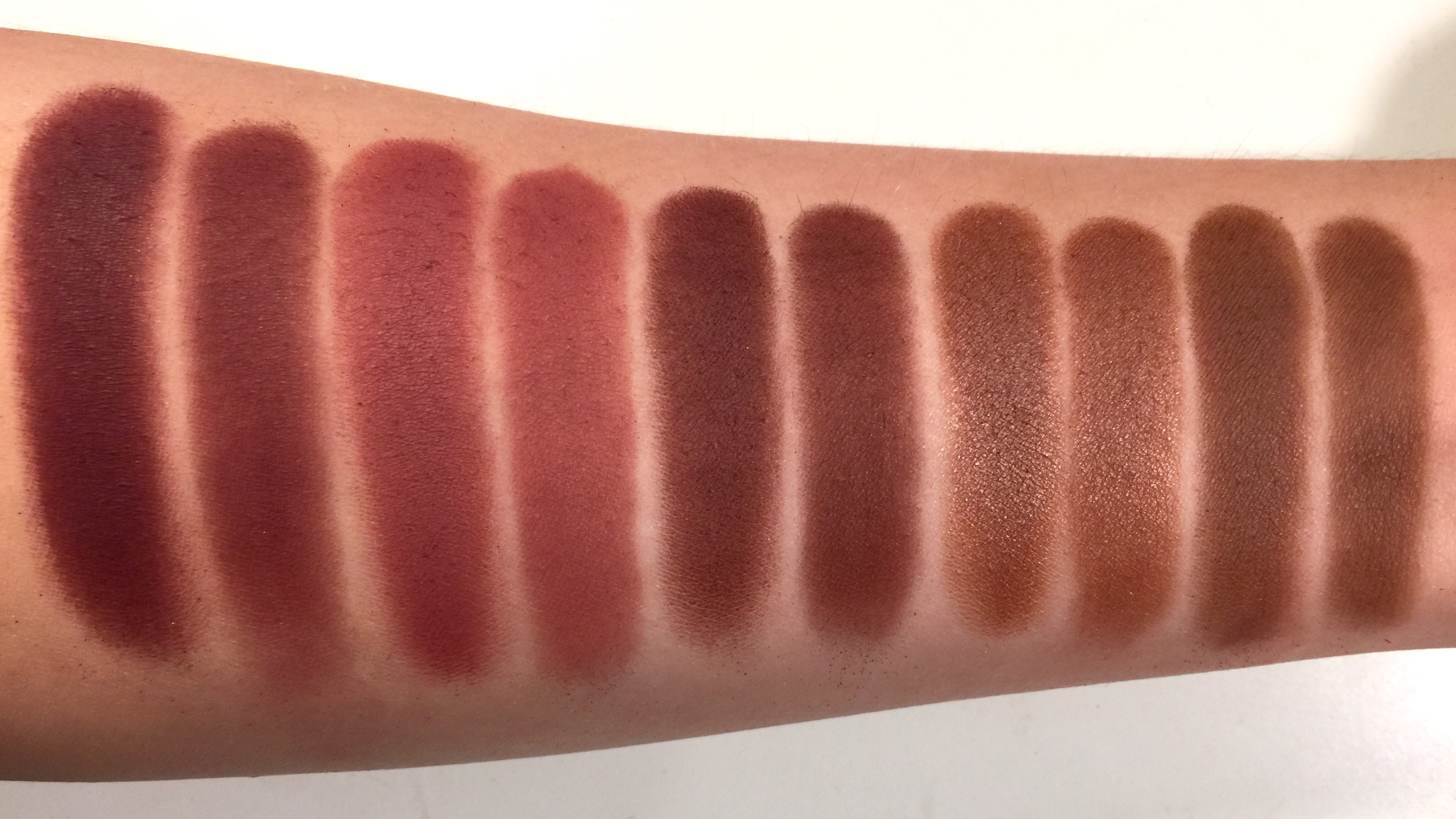 10 Color Blush Palette by Coastal Scents #16